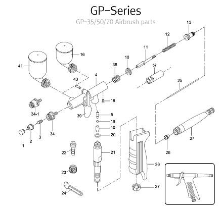 Sparmax GP-70