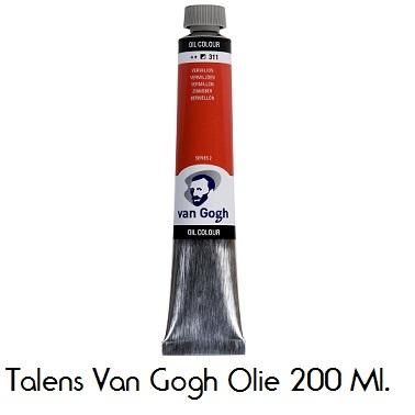 Talens Van Gogh 200 ml.