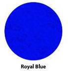 Flock Folie Royal Blue