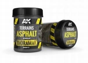 AK Terrains Asphalt 250ml.