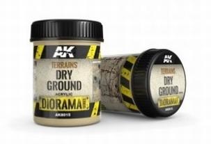 AK Terrains Dry Ground 250ml.
