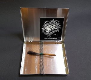 Mack Brush Box  13 X 16,5 cm.