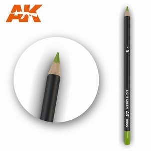 AK10007 Light Green Weathering Pencil