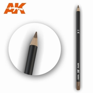 AK10010 Sepia Weathering Pencil