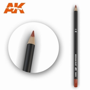 AK10012 Medium Rust Weathering Pencil