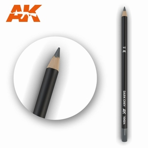 AK10024 Dark Grey Weathering Pencil