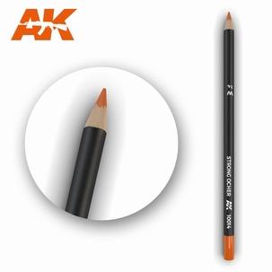 AK10014 Strong Ocher Weathering Pencil