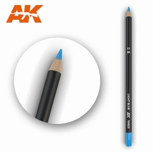 AK10023 Light Blue Weathering Pencil