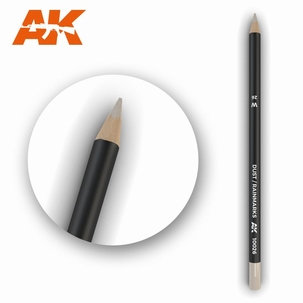AK10026 Dust / Rainmarks Weathering Pencil