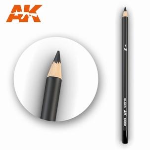AK10001 Black Weathering Pencil