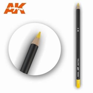 AK10032 Yellow Weathering Pencil