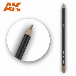 AK10034 Gold Weathering Pencil