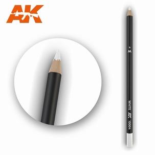 AK10004 White  Weathering Pencil