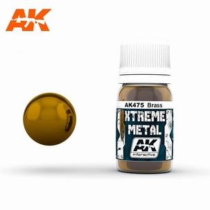 AK Interactive Xtreme Metal Brass