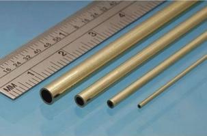 Albion Brass Tube 4mm x 0,45mm x 3,1mm