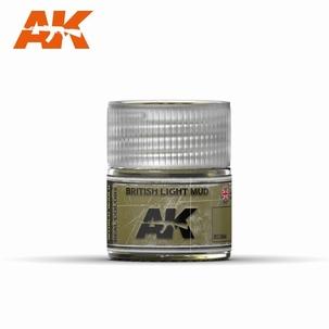 AK Real Colors British Light Mud
