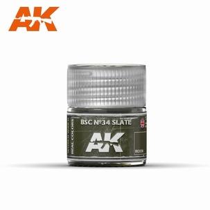 AK Real Colors BSC Nº34 Slate