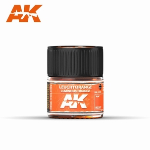 AK Real Colors Leuchtorange Luminous Orange