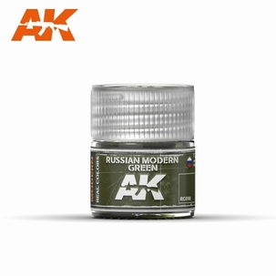 AK Real Colors Russian Modern Green