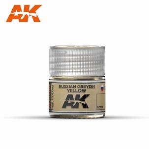 AK Real Colors Russian Greyish Yellow