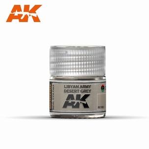 AK Real Colors Libyan Army Desert Grey