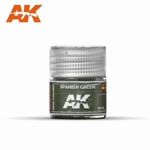 AK Real Colors Spanish Green