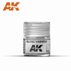 AK Real Colors Gloss Varnish