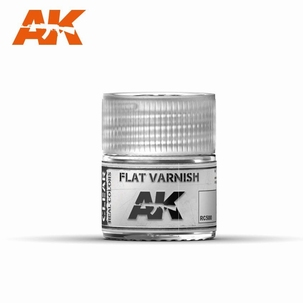 AK Real Colors Flat Varnish
