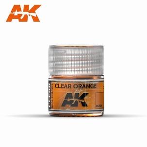AK Real Colors Clear Orange