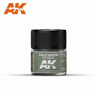 AK Real Colors Pale Green FS 34227