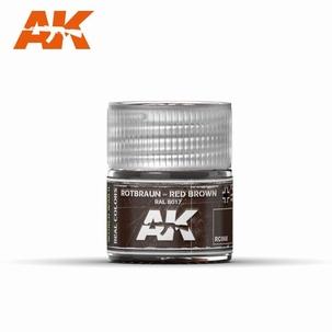 AK Real Colors Rotbraun Red Brown
