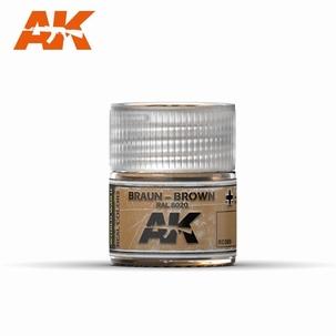 AK Real Colors Braun Brown
