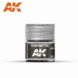 AK Real Colors Gun Metal