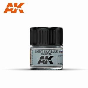 AK Real Colors Light Sky Blue FS 35526