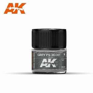 AK Real Colors Grey FS 36081