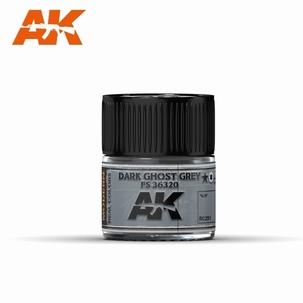 AK Real Colors Dark Ghost Grey FS 36320