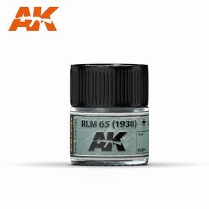 AK Real Colors RLM 65 (1938)