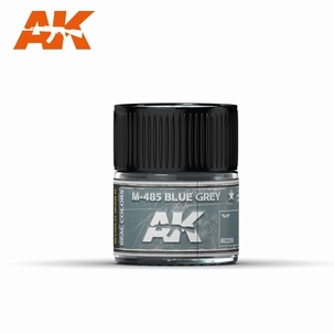 AK Real Colors M-485 Blue Grey