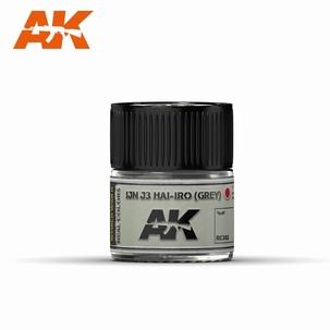 AK Real Colors IJN J3 Hai-Ro (Grey)