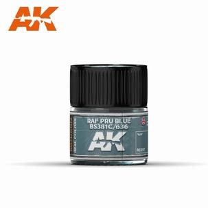 AK Real Colors RAF Pru Blue BSC381C/636