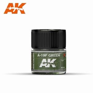 AK Real Colors A-19F Green