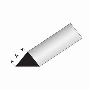 Driehoek profiel 90° 1mm