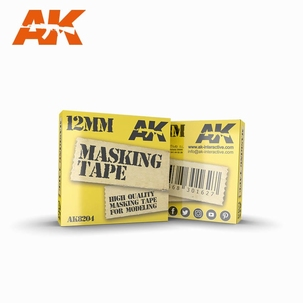 AK Masking Tape 12mm