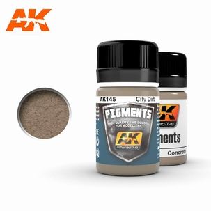 AK CITY DIRT PIGMENT