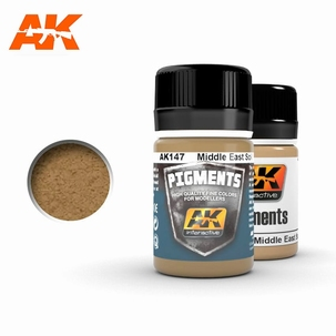 AK MIDDLE EAST SOIL PIGMENT
