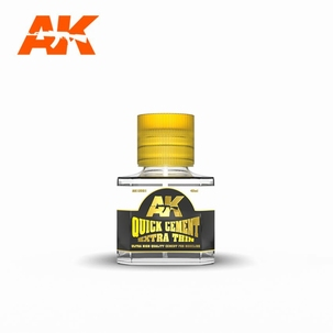 AK Quick Cement Extra Thin