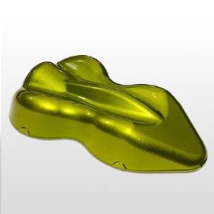 Custom Creative Kandy Lime Green
