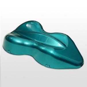 Custom Creative Kandy Aqua Blue