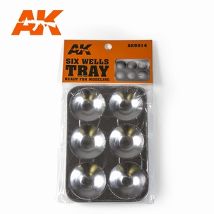 AK Six Wells Tray