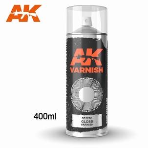 AK Gloss Varnish Spray